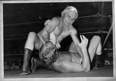 Pope Wrestle